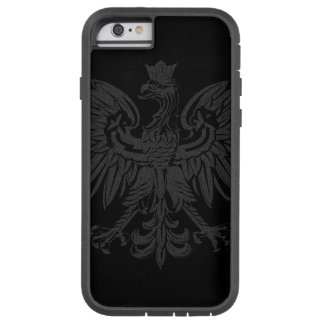 Bandera de Polonia Funda De iPhone 6 Tough Xtreme