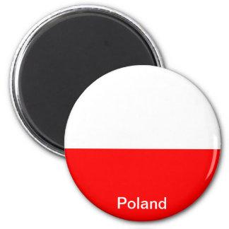 Bandera de Polonia Iman