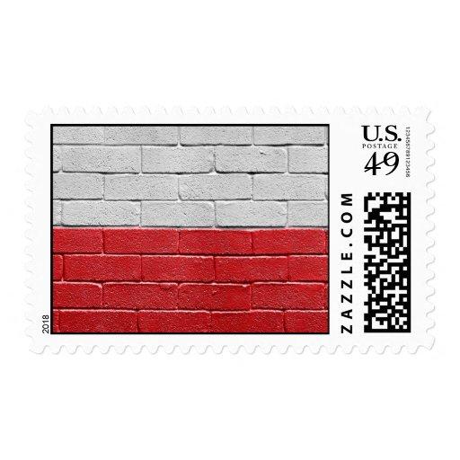 Bandera de Polonia Sellos