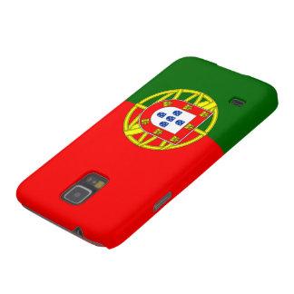 Bandera de Portugal Carcasa Para Galaxy S5