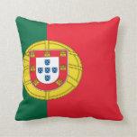 bandera de Portugal Cojin