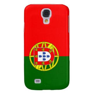 Bandera de Portugal Funda Para Galaxy S4