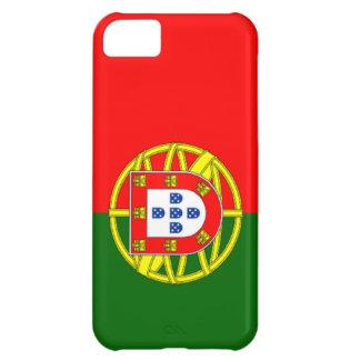 Bandera de Portugal Funda Para iPhone 5C
