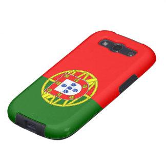 Bandera de Portugal Galaxy SIII Coberturas