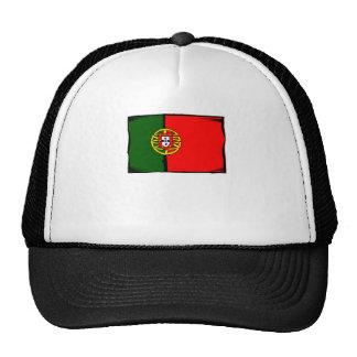 Bandera de Portugal Gorras