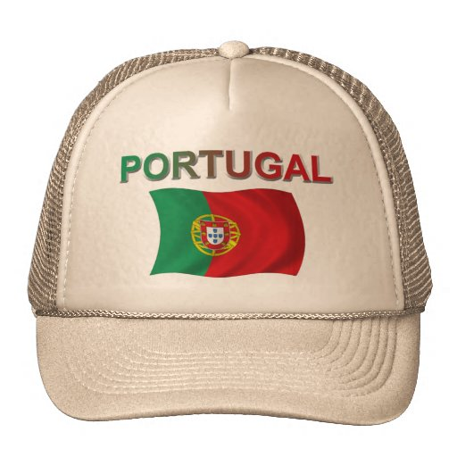 Bandera de Portugal Gorra