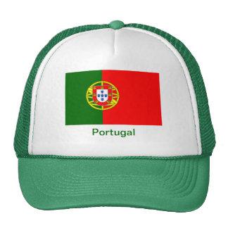 Bandera de Portugal Gorro