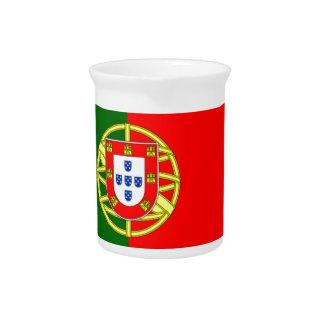 Bandera de Portugal Jarras De Beber