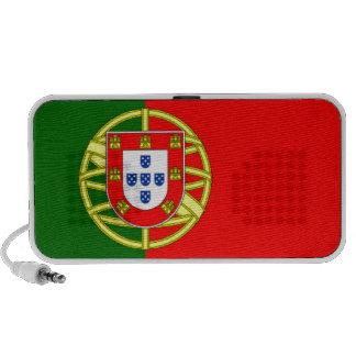 Bandera de Portugal Mini Altavoces