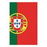 Bandera de Portugal Papelería Personalizada