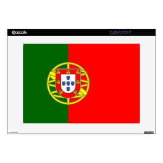 Bandera de Portugal Portátil Calcomanía