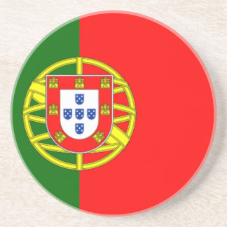 Bandera de Portugal Posavasos Cerveza
