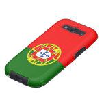 Bandera de Portugal Samsung Galaxy S3 Funda