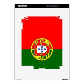 Bandera de Portugal Skins Para eliPad 2