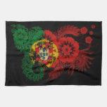 Bandera de Portugal Toalla