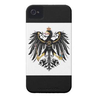 Bandera de Prusia Carcasa Para iPhone 4 De Case-Mate