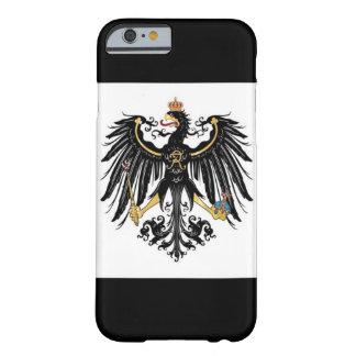 Bandera de Prusia Funda Para iPhone 6 Barely There