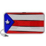 Bandera de Puerto Rico Altavoces