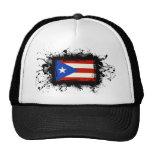 Bandera de Puerto Rico Gorra