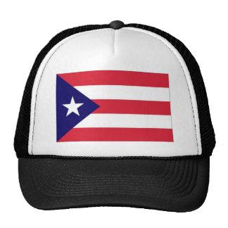 Bandera de Puerto Rico Gorros