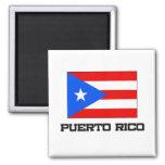Bandera de Puerto Rico Imanes De Nevera