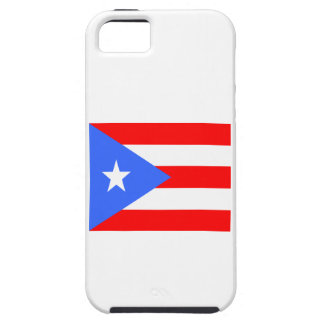 Bandera de Puerto Rico iPhone 5 Carcasas