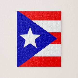 Bandera de Puerto Rico Puzzle Con Fotos