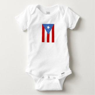 Bandera de Puerto Rico Remeras