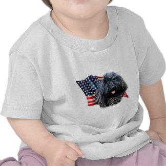 Bandera de Puli Camiseta