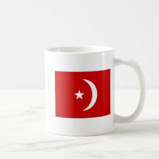 Bandera de Qaiwan del al de United Arab Emirates Taza De Café