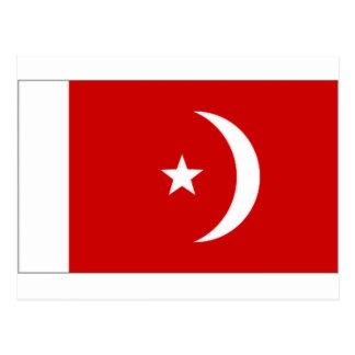 Bandera de Qaiwan del al de United Arab Emirates U Tarjetas Postales