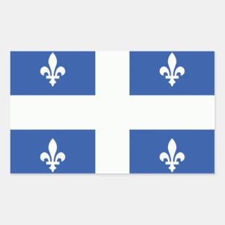 Bandera de Quebec Rectangular Altavoces