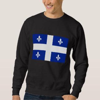 Bandera de Quebec Suéter