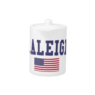 Bandera de Raleigh los E.E.U.U.