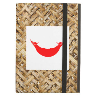 Bandera de Rapa Nui en la materia textil temática