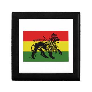 Bandera de Rastafari Cajas De Regalo