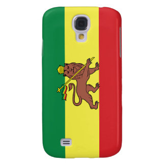 Bandera de Rastafarian Funda Para Galaxy S4