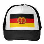 Bandera de RDA República Democrática Alemana Gorras De Camionero