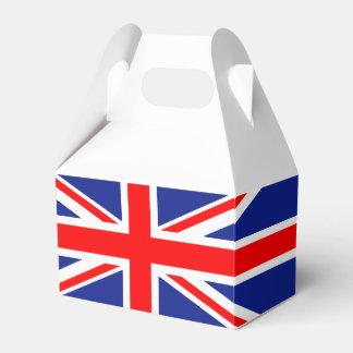 Bandera de Reino Unido Caja Para Regalos De Fiestas