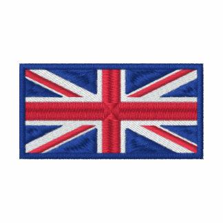 Bandera de Reino Unido Camiseta Polo
