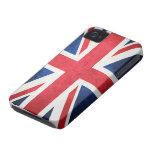 Bandera de Reino Unido iPhone 4 Protector