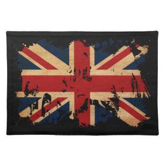 Bandera de Reino Unido Manteles