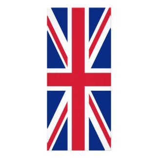 Bandera de Reino Unido Plantilla De Lona