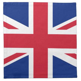 Bandera de Reino Unido Servilleta De Papel