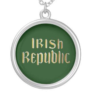 Bandera de República de Irlanda - Irlanda Collar Personalizado