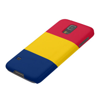 Bandera de República eo Tchad Carcasas De Galaxy S5