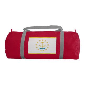 Bandera de RHODE ISLAND Bolsa De Deporte