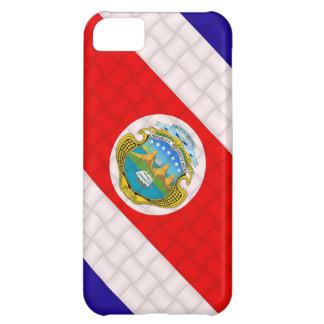 Bandera de Rican del coste de Costa Rica