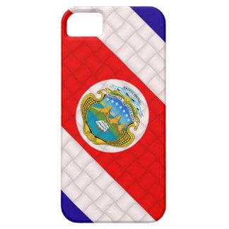 Bandera de Rican del coste de Costa Rica iPhone 5 Case-Mate Carcasas