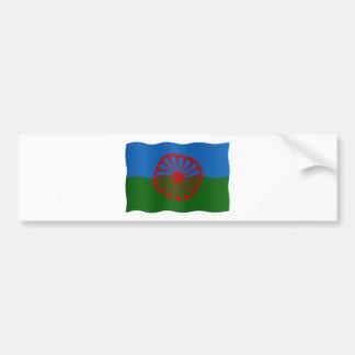 Bandera de Roma Pegatina Para Auto